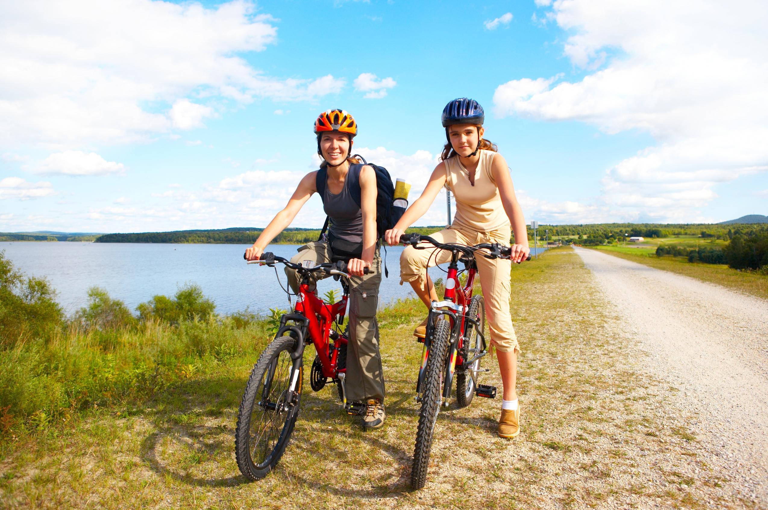 Где покататься на велосипеде в Санкт–Петербурге?