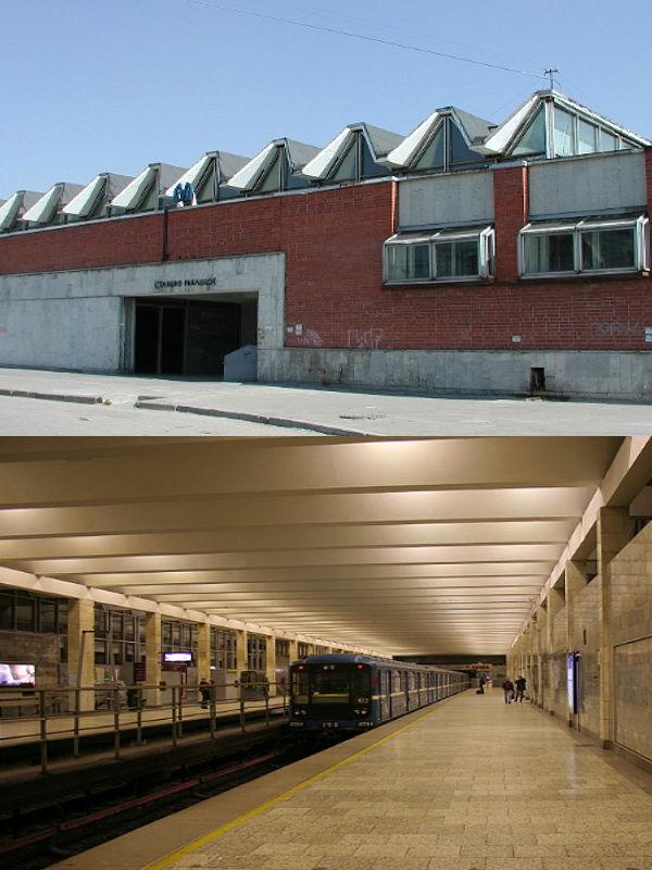 рыбацкое санкт-петербург станция метро