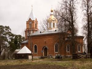 Церковь во имя святого великомученика Феодора Стратилата