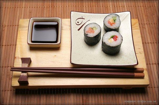 Где в Санкт-Петербурге можно поесть суши?