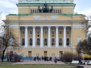 Здание санкт петербургского