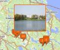 Озера в Санкт-Петербурге
