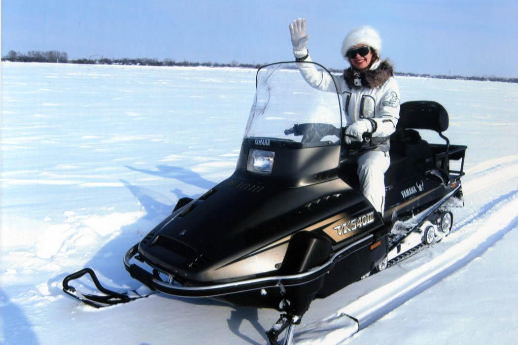 Где покататься на снегоходах в Санкт-Петербурге?