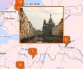 Храмы в Санкт-Петербурге