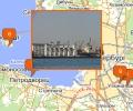 Порты и причалы Санкт-Петербурга