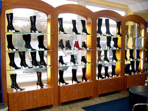 Магазины обуви в санкт петербурге