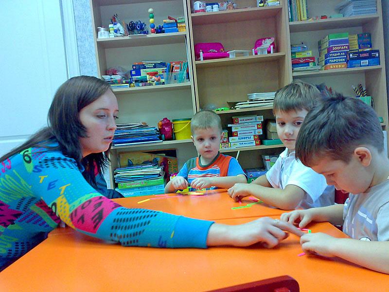Детские центры развития Санкт-Петербурга