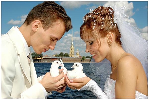 Где заказать организацию свадьбы в Санкт-Петербурге? Свадебные агентства Санкт-Петербурга