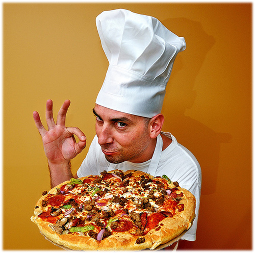 Где заказать доставку пиццы по Санкт-Петербургу?