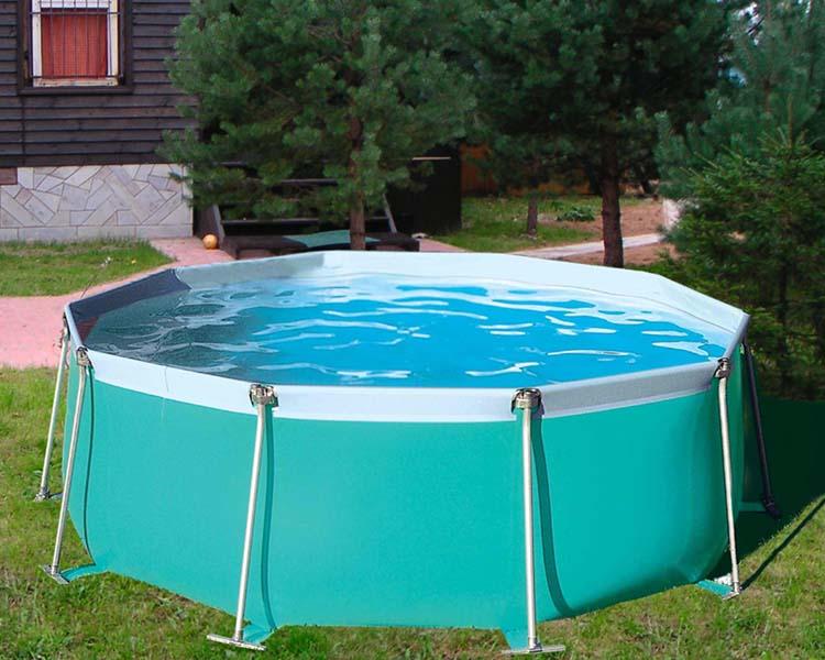 Где приобрести дачный бассейн в Санкт-Петербурге?