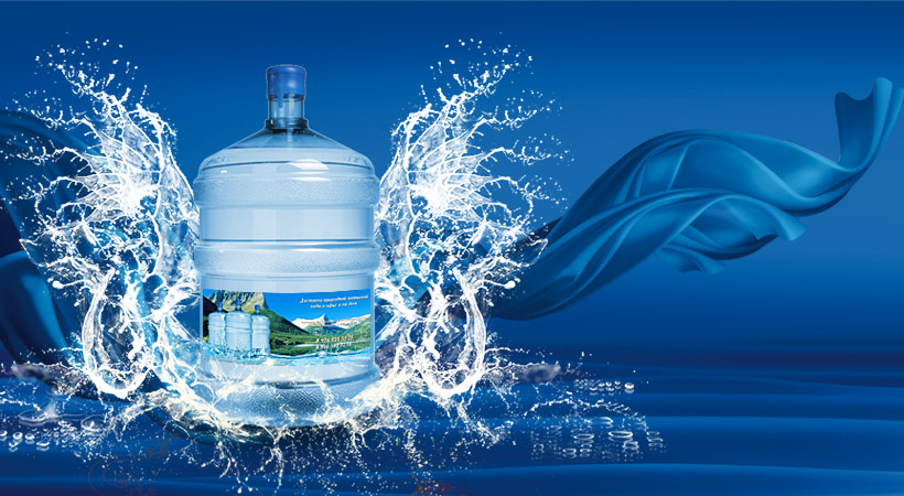 Где заказать доставку питьевой воды в Санкт-Петербурге?