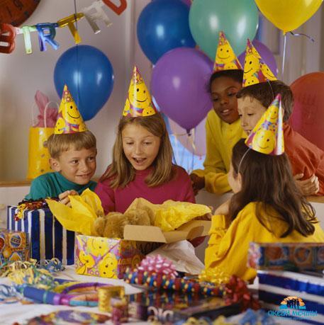 Где отметить день рождения ребенка в Санкт-Петербурге?