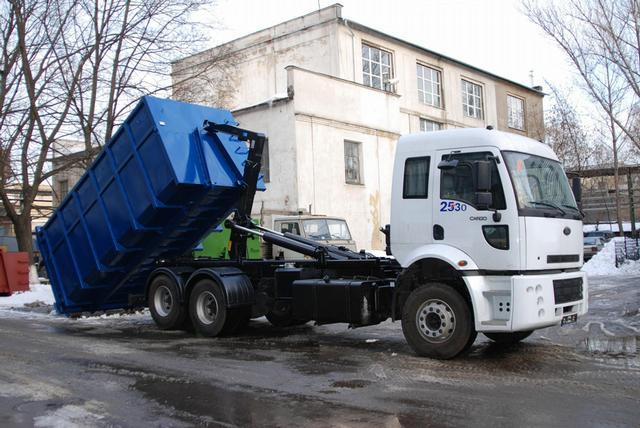 Куда обратиться для вывоза мусора в Санкт-Петербурге?