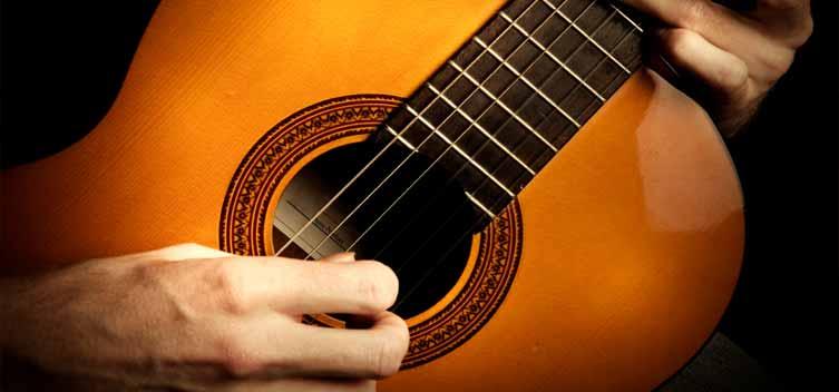 Где купить гитару в Санкт-Петербурге?
