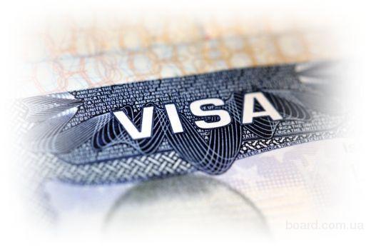 Где оформить визу в Санкт-Петербурге?