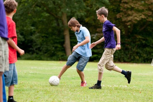 Где научиться играть в футбол в Санкт-Петербурге? Школа футбола в Санкт-Петербурге