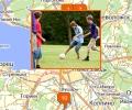 Где научиться играть в футбол в Санкт-Петербурге?