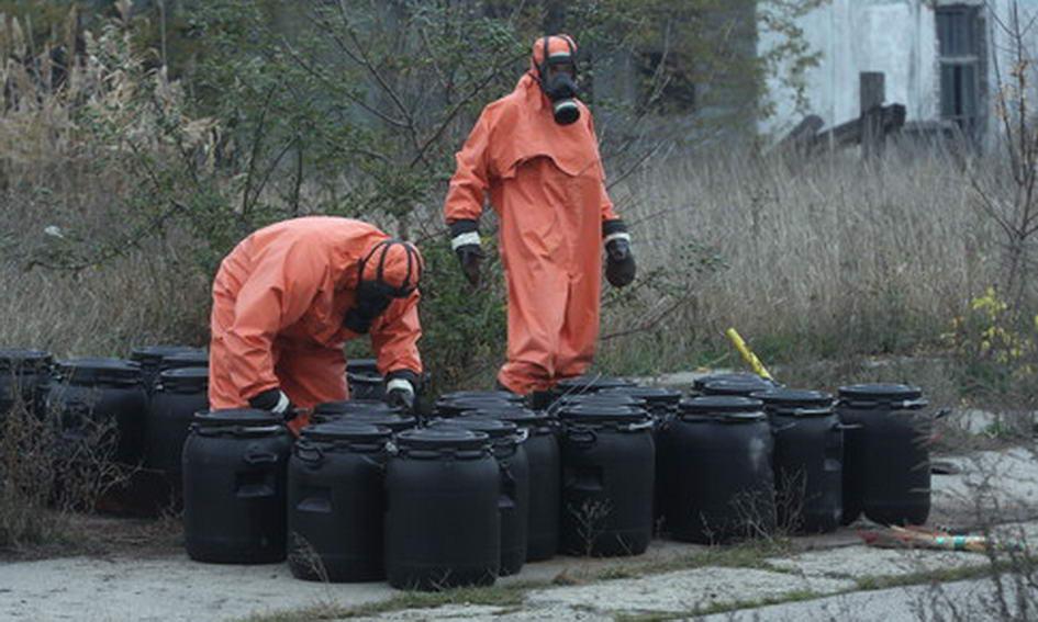 Как утилизировать технику и опасные вещества в Петербурге?