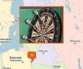 Где поиграть в дартс в Санкт-Петербурге?