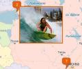 Где заниматься серфингом в Санкт-Петербурге?