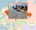 Где прыгать с парашютом в Санкт-Петербурге?