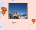 Где ребёнку провести зимние каникулы в Санкт-Петербурге?