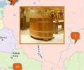 Какие бани и сауны в Санкт-Петербурге можно посетить?
