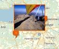 Где полетать на дельтаплане в Санкт-Петербурге?