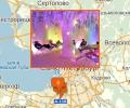 Где находятся соляные пещеры в Санкт-Петербурге?