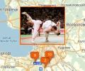 Где находятся секции дзюдо в Санкт-Петербурге?
