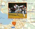 Где находятся школы каратэ в Санкт-Петербурге?