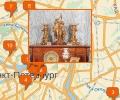 Где находятся антикварные магазины в Санкт-Петербурге?