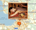 Где расположены спа-салоны в Санкт-Петербурге?