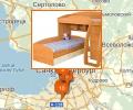 Где купить детскую мебель в Санкт-Петербурге?