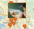 Где находятся тиры и стрелковые клубы в Санкт-Петербурге?
