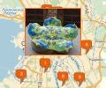 Где продается бескаркасная мебель в Санкт-Петербурге?