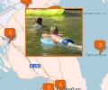 Где в Санкт-Петербурге есть места для отдыха у воды?