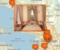 Где остановиться туристу в Санкт-Петербурге?