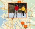 Где обучают катанию на коньках в Санкт-Петербурге?