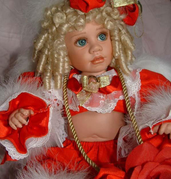 Где купить фарфоровую куклу в Санкт-Петербурге?