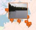 Природоохранные территории Ленинградской области