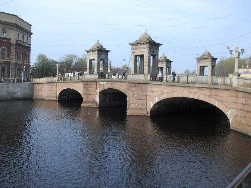 Какой мост в Санкт-Петербурге самый широкий?