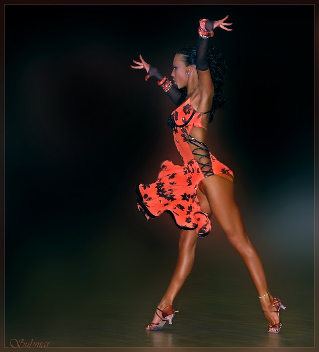 Где обучиться спортивным танцам в Санкт-Петербурге?