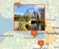 Какие охраняемые памятники природы есть в Санкт-Петербурге?