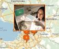 Где находятся частные медицинские лаборатории в Петербурге?