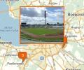 Какой стадион Санкт-Петербурга самый вместительный?