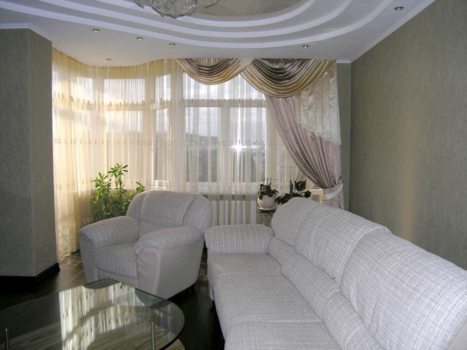 Где заказать пошив штор в Санкт-Петербурге?
