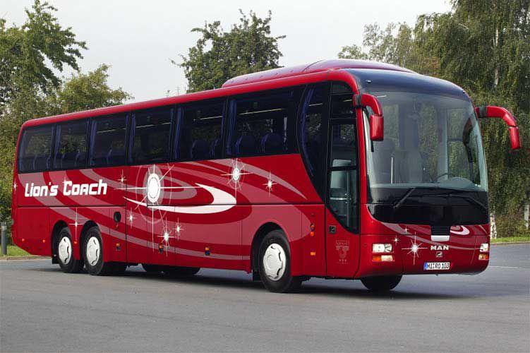 Где можно заказать туристический автобус в Санкт-Петербурге?