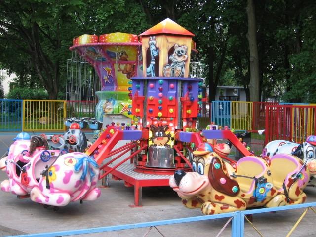В какой детский парк развлечений сводить ребенка в Санкт-Петербурге?