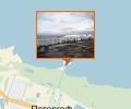 Морская пристань Петродворец